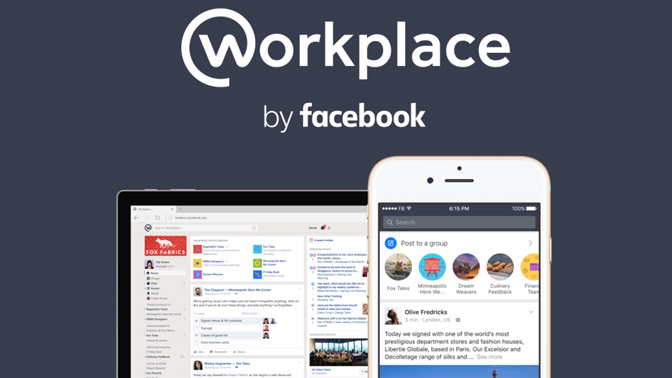 Facebookk Workplace
